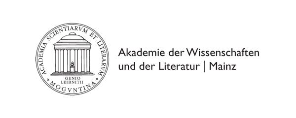 Logo Akademie der Wissenschaften und der Literatur | Mainz