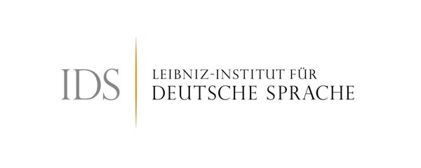 Logo Leibniz-Institut für Deutsche Sprache Mannheim